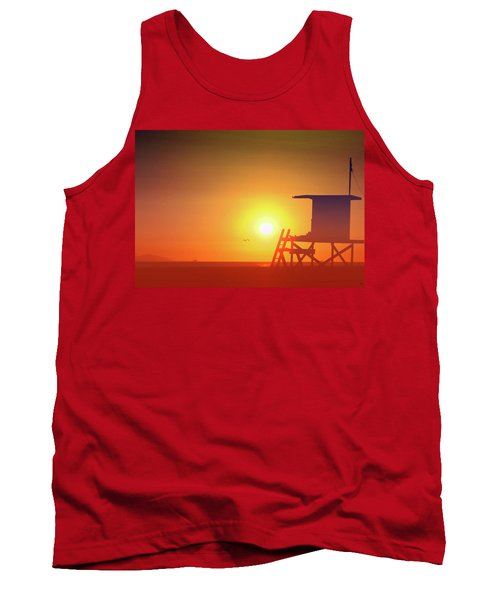 Tank Top featuring the photograph Kicking It by Everette McMahan jr