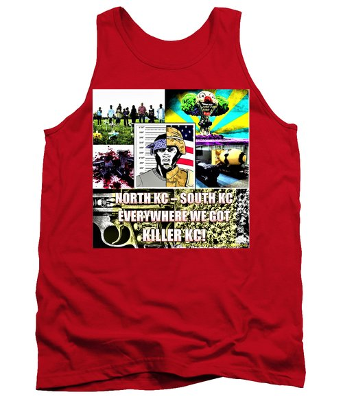 Killer Kc Tank Top