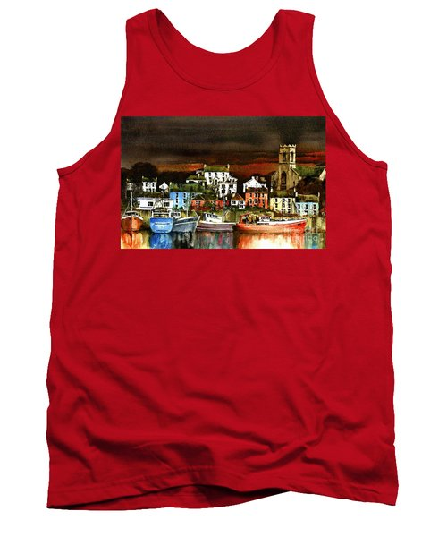 Killybegs Harbour, Donegal. Tank Top