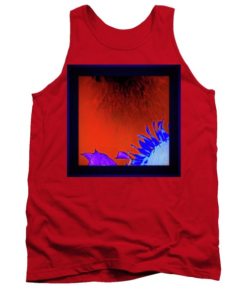 Kissed By The Sun Tank Top by Sian Lindemann