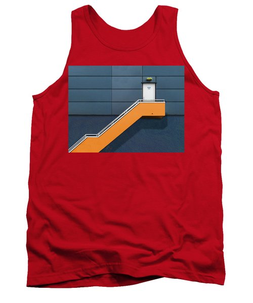 Knock Before Entering Tank Top