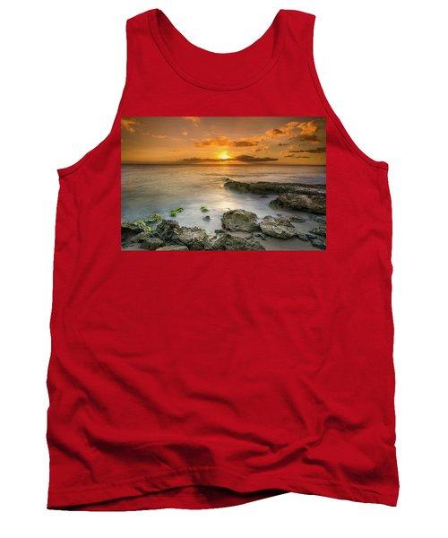 Koolina Sunset At The Cove Tank Top
