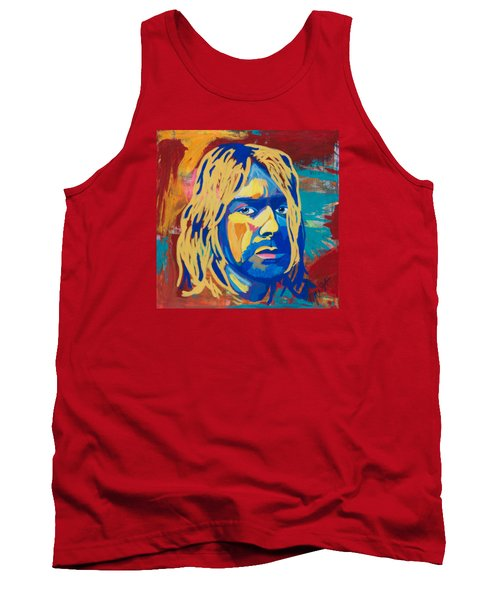 Kurt Cobain  Tank Top
