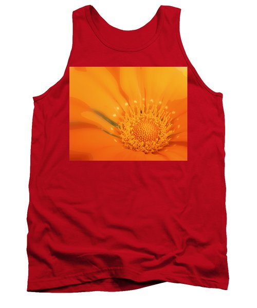 La Fleur D'orange Tank Top