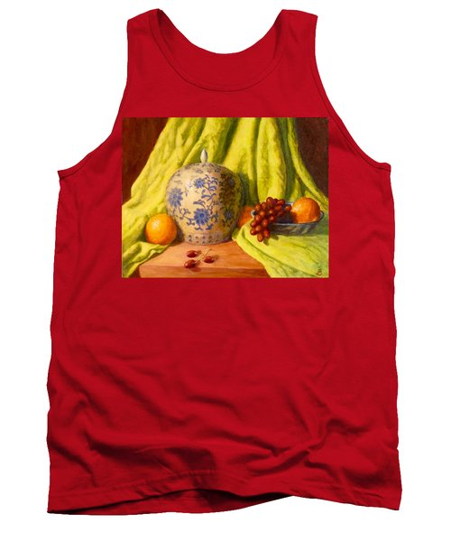 La Jardiniere Tank Top by Joe Bergholm