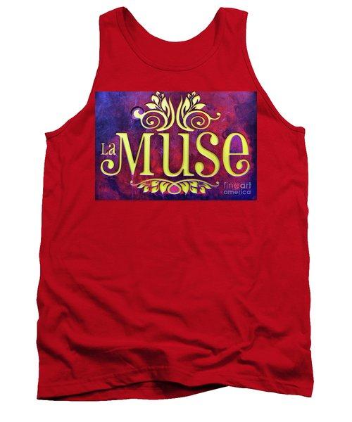 La Muse, Sign Tank Top