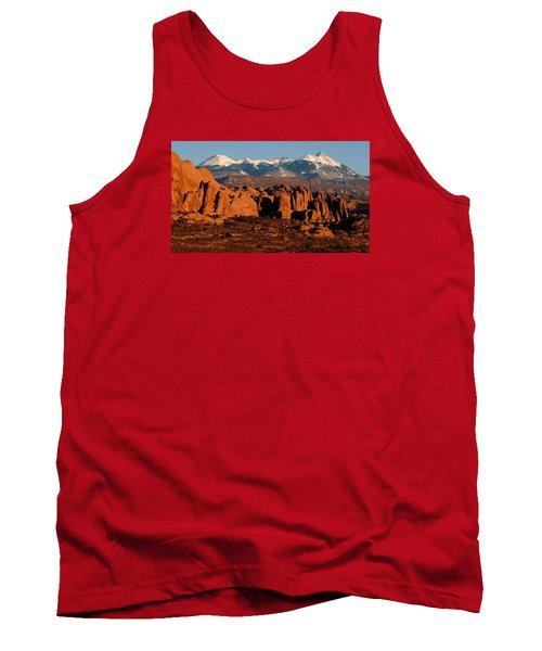 La Sal Mountains Tank Top