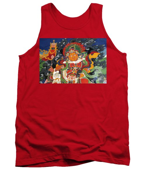 Ladakh_17-15 Tank Top by Craig Lovell