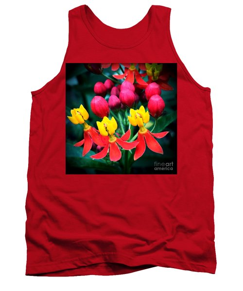 Ladies In Waiting Tank Top by Vonda Lawson-Rosa