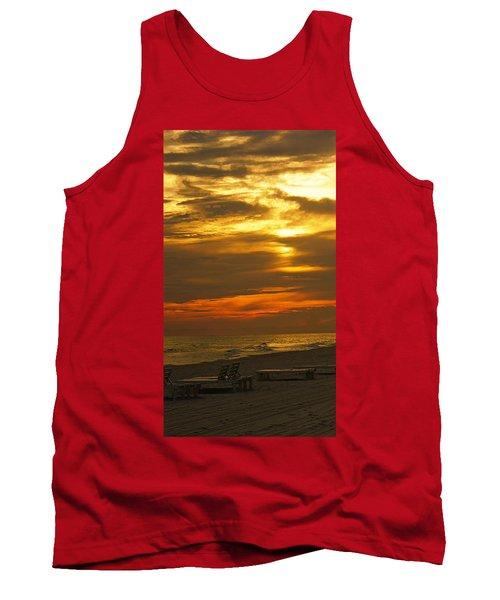 Laguna Beach Tank Top by Paul Wilford