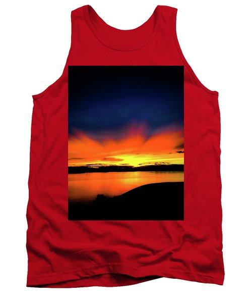 Lake Havasu Sunset Tank Top