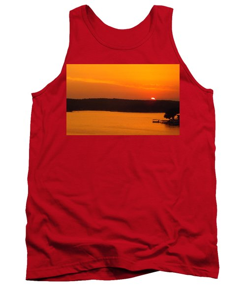 Lake Of The Ozarks 1 Tank Top by Don Koester