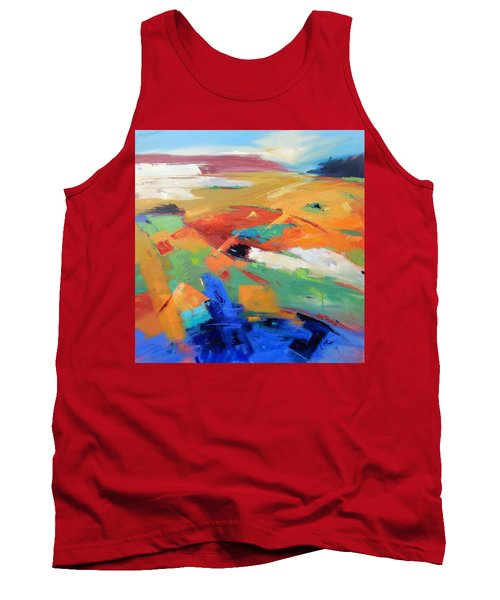 Landforms, Suggestion Of Place Tank Top