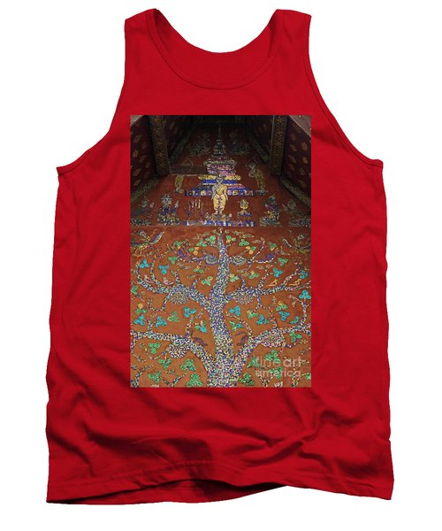 Laos_d92 Tank Top by Craig Lovell