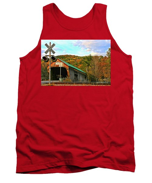 Tank Top featuring the photograph Last Days by DJ Florek