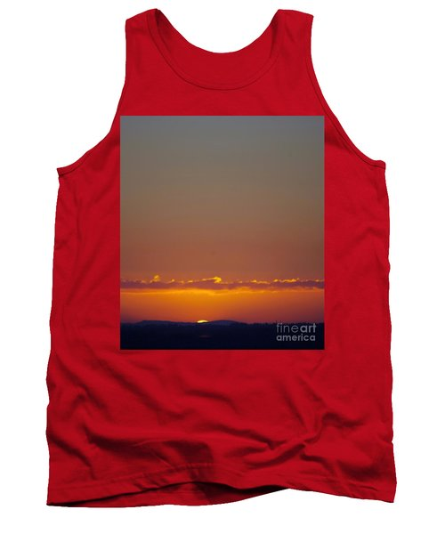 Last Glance Tank Top by Victor K