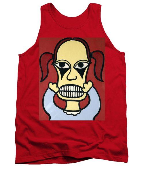 Laurie Tank Top by Thomas Valentine