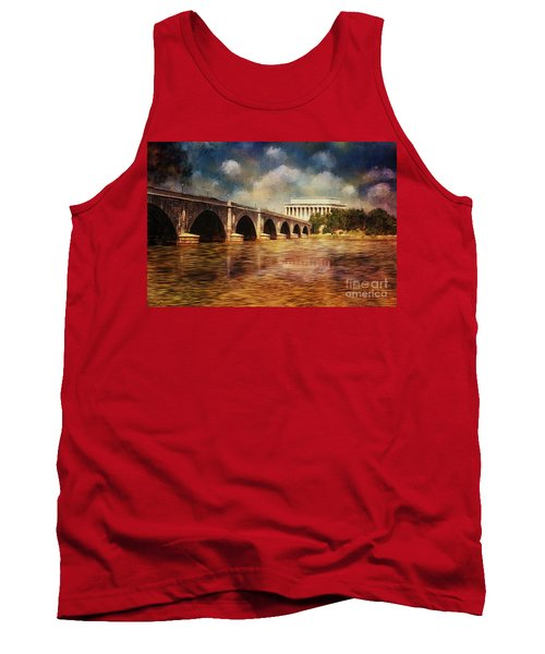 Leading To Lincoln Tank Top
