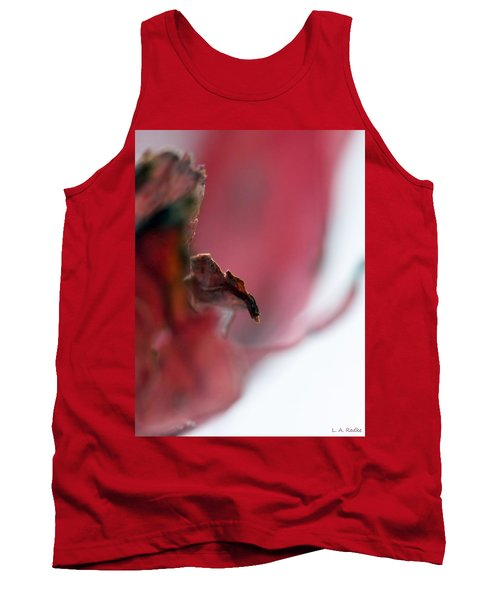 Leaf Abstract II Tank Top