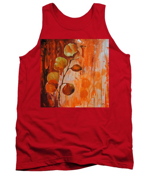 Leaves1 Tank Top