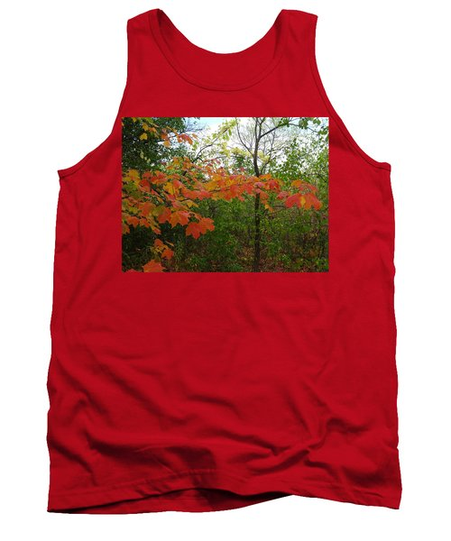 Leaving The Trail Tank Top