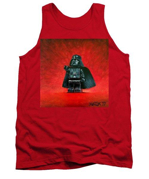 Lego Vader Tank Top