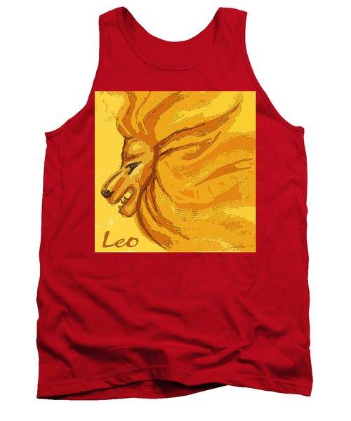 Leo Tank Top