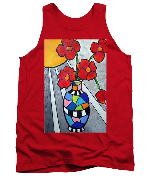 Let The Sun Shine On Tank Top
