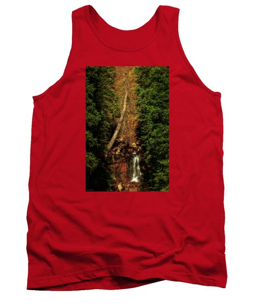 Life And Death Tank Top
