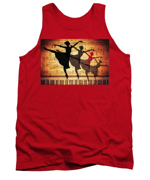 Life Is Music Tank Top
