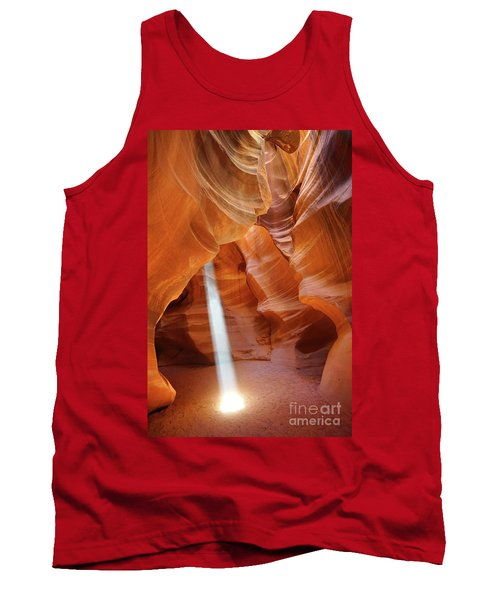 Light In Antelope Canyon Tank Top