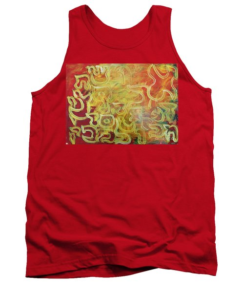 Light In The Letters Ab25 Tank Top