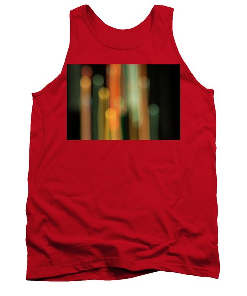 Light Painting No. 1 Tank Top
