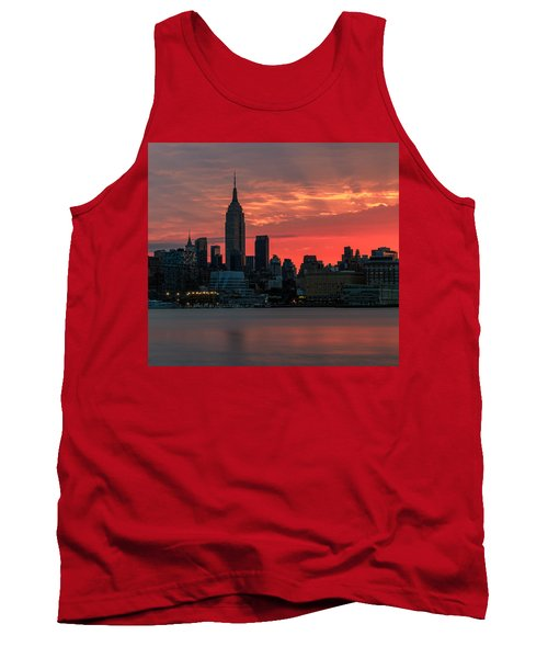 Light Ray's Of Nyc  Tank Top