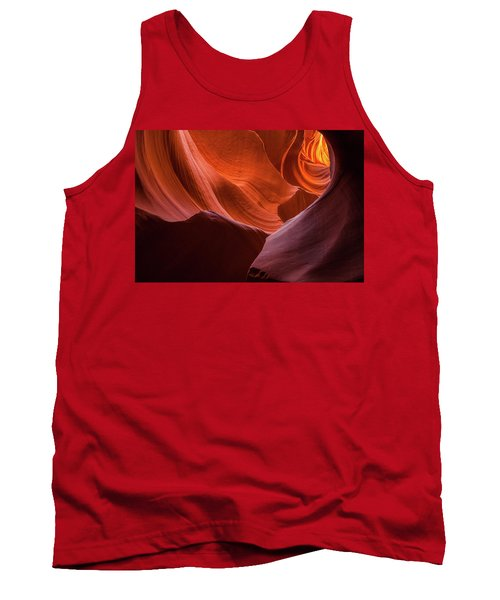 Light Tunnel - Antelope Lower Tank Top