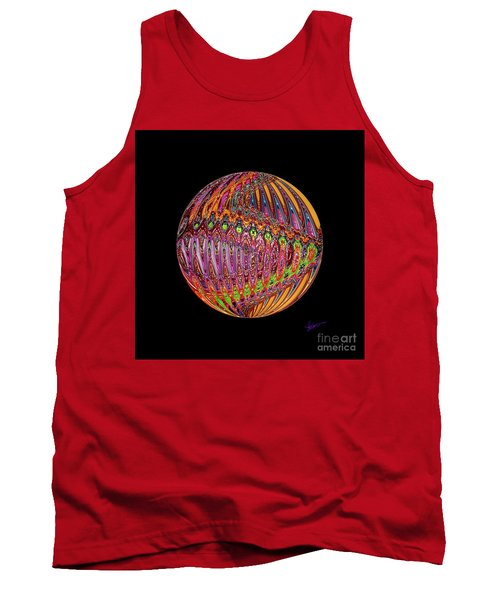 Light Up The Night Tank Top by Vicki Pelham