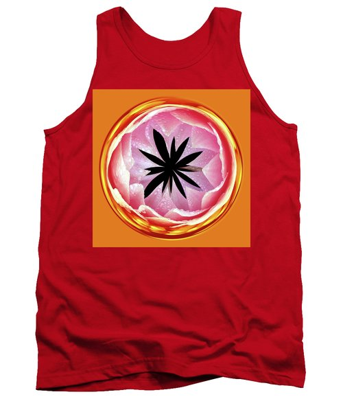 Lily Orb Tank Top by Bill Barber