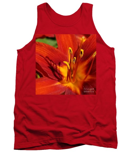 Lily Shadows Tank Top