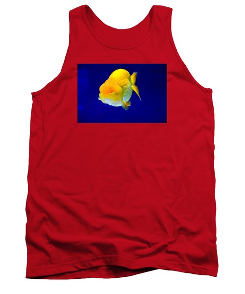 Lion Head Goldfish 5 Tank Top