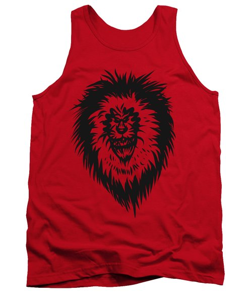 Lion Roar Tank Top