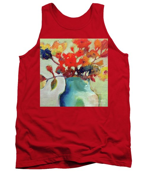Little Bouquet Tank Top
