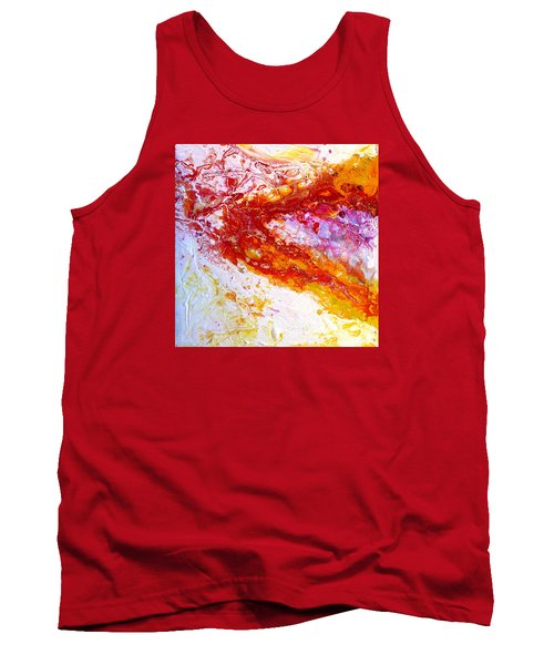 Live What You Love Tank Top by Tracy Bonin
