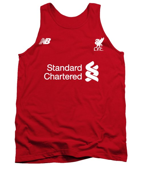 Liverpool Football Club Tank Top