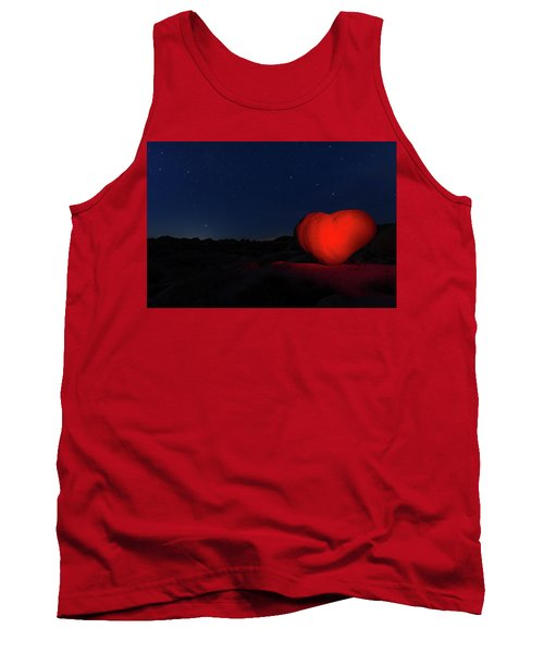 Lonely Heart   Tank Top