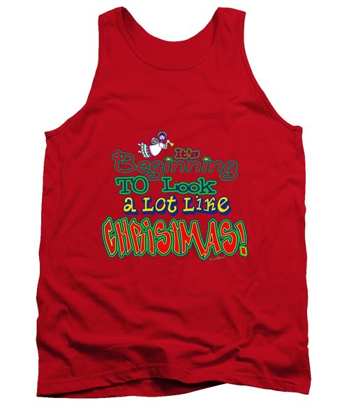 Looks Like Christmas Tank Top