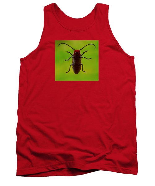 Love Bug Tank Top by Danielle R T Haney
