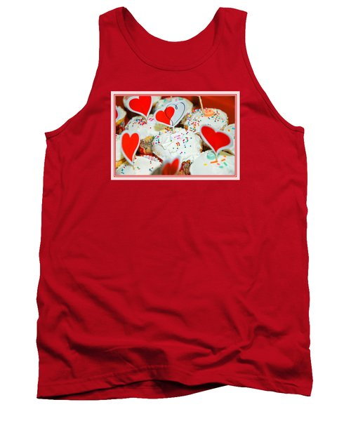 Love Me Tank Top by Mary Timman
