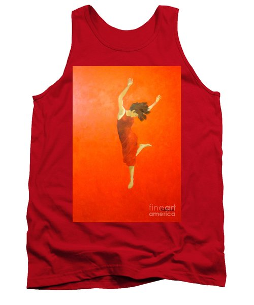 Lucky Impression Tank Top