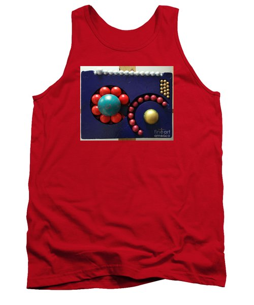 M O D A  Garden Tank Top by James Lanigan Thompson MFA