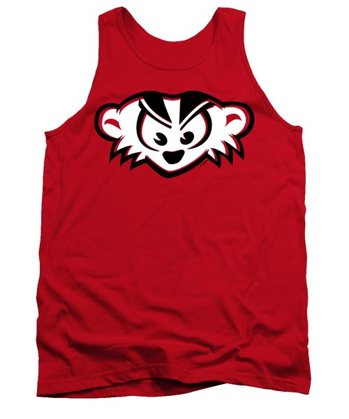 Mad Badger Tank Top